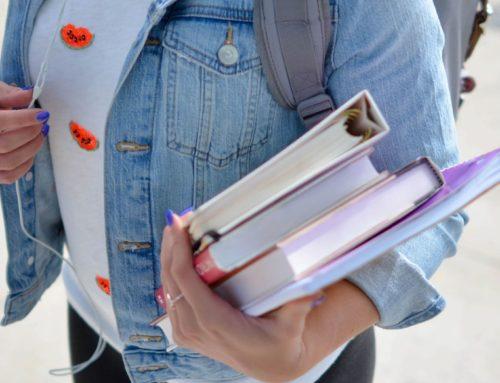 På vei ut for å studere?